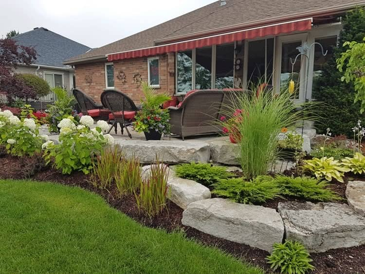 backyard landscaping design services