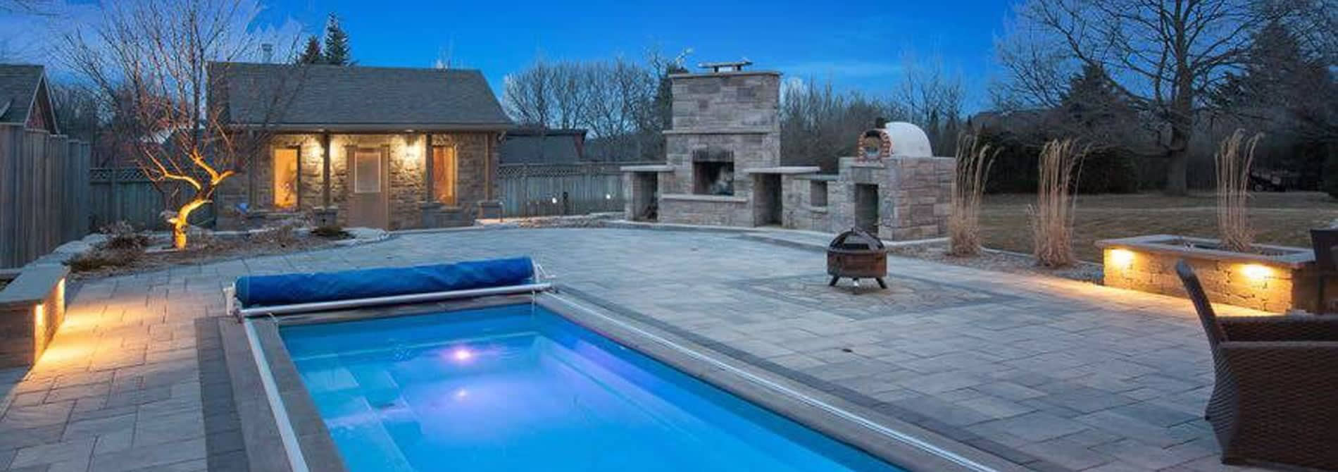 Pool Paving Design